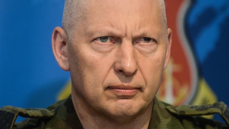 RMF FM: konflikt gen. Różańskiego z MON narastał od miesięcy