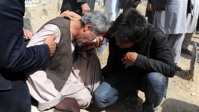Afganistan: zasadzka talibów - zginęło co najmniej 100 żołnierzy
