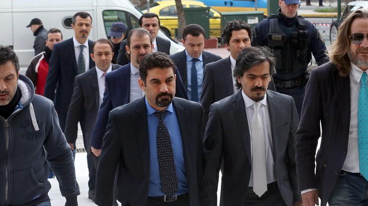 Grecja nie wyda Turcji ośmiu wojskowych. Według tureckiego MSZ Grecja chroni spiskowców