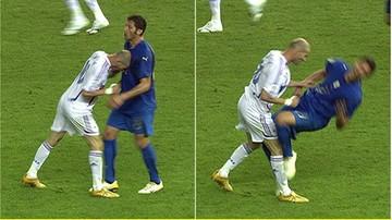 2016-07-09 Materazzi: Zidane? Mówiłem o jego siostrze