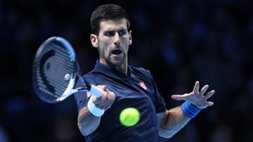 2016-11-16 ATP World Tour Finals: Djokovic wygrał drugi mecz i awansował do półfinału