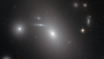 19-02-2016 15:45 Superostre zdjęcia czarnej dziury. Dokładne, jak nigdy dotąd