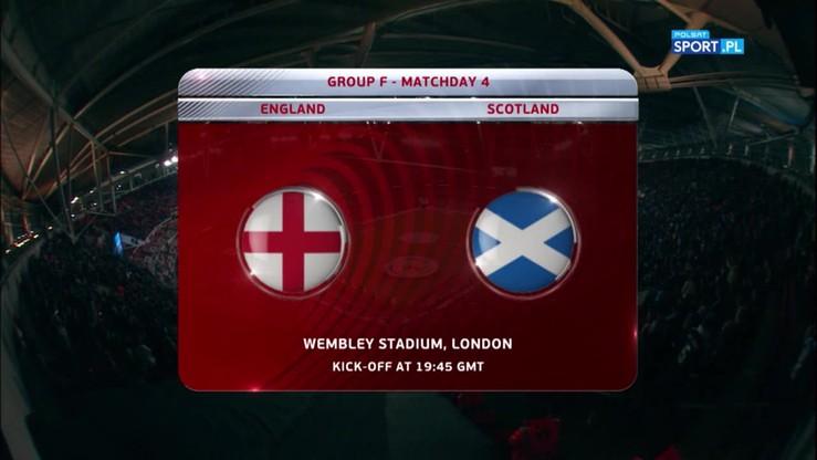 2016-11-12 Anglia - Szkocja 3:0. Skrót meczu