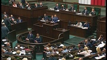 22-07-2016 13:35 Sejm wybrał członków komisji ds. Amber Gold. Jeszcze dziś jej pierwsze posiedzenie