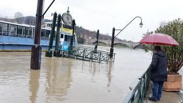 03-03-2016 06:37 We Włoszech 7 mln osób zagrożonych powodziami i osuwiskami