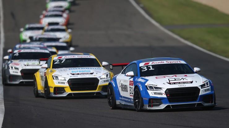 Dobre starty Gosi Rdest na Nurburgringu