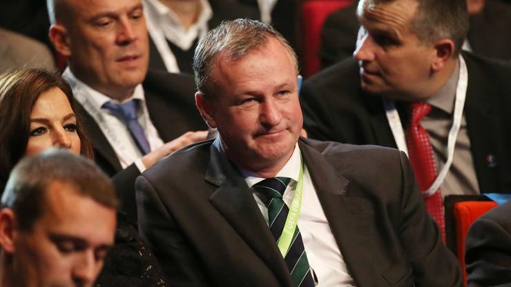 Trener Irlandii Północnej: Możemy sprawić niespodziankę na Euro 2016