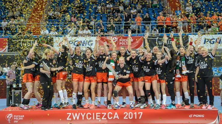 Piłkarki ręczne Zagłębia Lubin z Pucharem Polski!