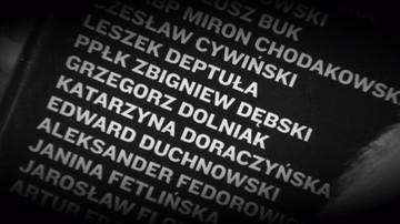"""10-04-2016 10:46 """"Dla nas wszystkich był to koniec świata"""". Wspomnienia rodzin ofiar katastrofy smoleńskiej"""