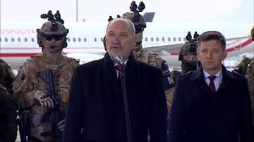 Szef MON: odeszli generałowie, którzy się nie sprawdzili bądź nie byli zdolni podjąć wyzwania