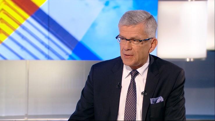 Karczewski: martwię się, że Warszawą rządzą urzędnicy, a nie pani prezydent