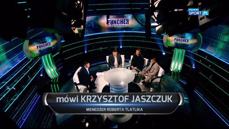 Menedżer Tlatlika: Robert bardzo chciał walczyć w Polsce!
