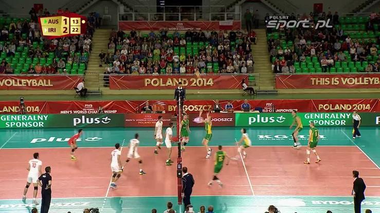 Australia - Iran 1:3. Skrót meczu