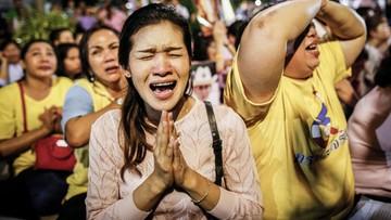 13-10-2016 14:07 Zmarł król Tajlandii. W kraju był otoczony kultem