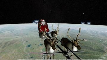 24-12-2016 16:16 Święty Mikołaj rozdaje prezenty. Zobacz, gdzie jest