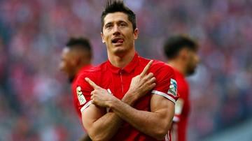 2017-04-21 Lewandowski kontra Mainz, Hoffenheim o europejskie puchary