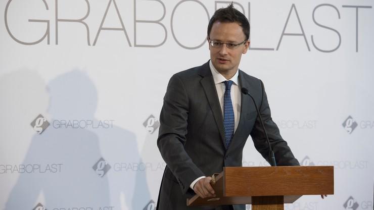Szef węgierskiej dyplomacji: stosunki między Budapesztem a Hagą na szczeblu ambasadorów zostają zawieszone