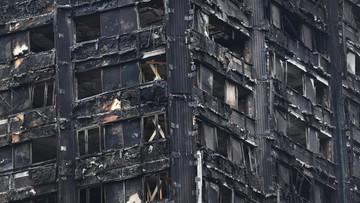 Uszkodzona lodówka przyczyną pożaru wieżowca w Londynie. Podpalenie wykluczone
