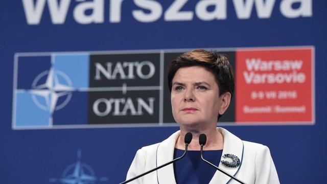 Szydło o słowach Obamy: Polacy nie płacą mi za interpretowanie, tylko za rządzenie