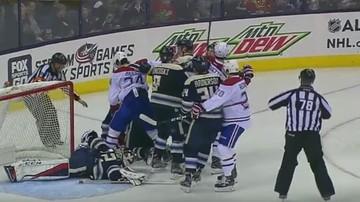 2016-12-24 NHL: 12. z rzędu wygrana Blue Jackets, świetna obrona Bobrowskiego