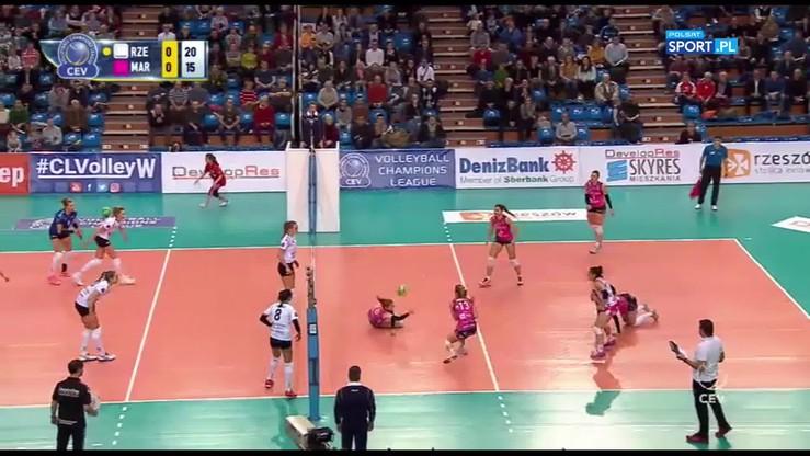 Polki górą w akcji godnej Ligi Mistrzów! Dwadzieścia osiem kontaktów