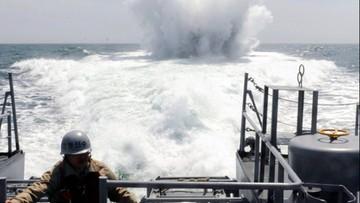 08-02-2016 05:09 Incydent na Morzu Żółtym. Strzały ostrzegawcze w kierunku okrętu Korei Północnej