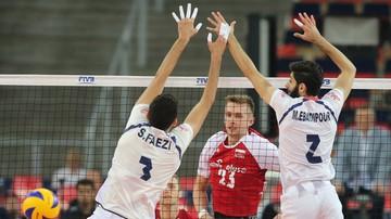 2017-08-14 Siatkarze Iranu rozgromili rywali w eliminacjach MŚ