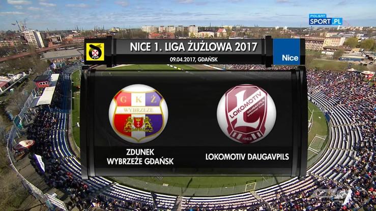 Renault Zdunek Wybrzeże Gdańsk - Lokomotiv Daugavpils 52:38. Skrót meczu
