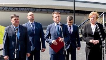 29-04-2016 15:35 Komisja Wenecka w Polsce. Błaszczak: ustawa o policji jest bardzo dobra