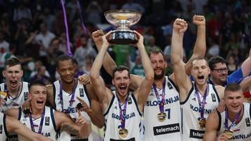 2017-09-18 EuroBasket 2017. Bałkańskie media: Spełnienie marzeń Słoweńców