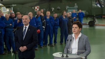 11-10-2016 10:48 W zakładach w Łodzi powstanie centrum serwisowe helikopterów wojskowych