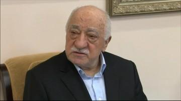 16-08-2016 13:57 Podwójne dożywocie i 1900 lat pozbawienia wolności. Tego Turcja chce dla Fethullaha Gulena