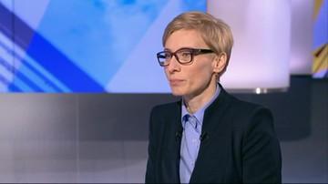 Gosiewska: jak zobaczyłam w telewizji roztrzaskany samolot, nie miałam nadziei