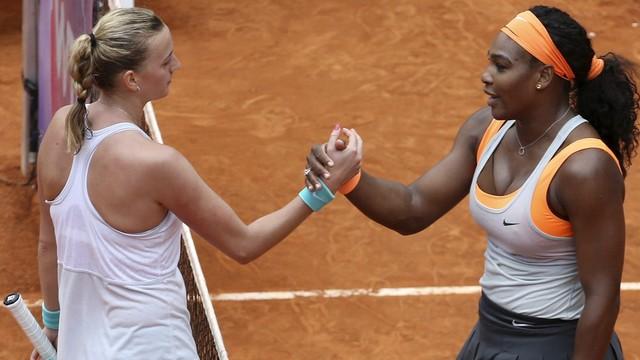 Turniej WTA w Madrycie - niespodzianki w półfinałach