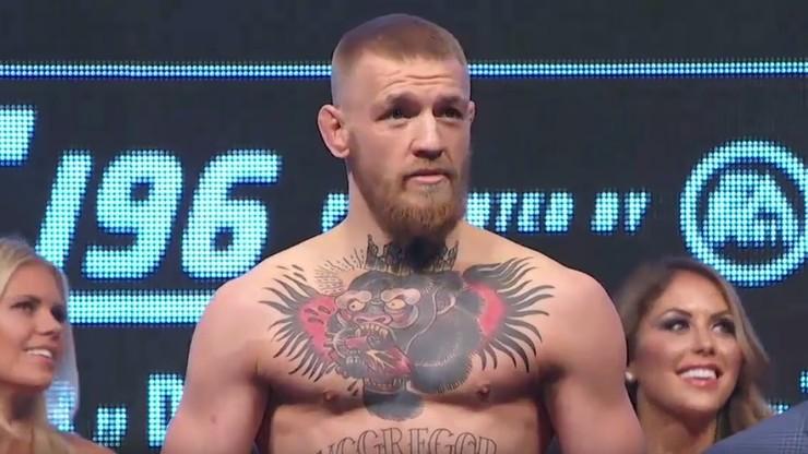 McGregor: Czas na powrót do kategorii piórkowej (WIDEO)