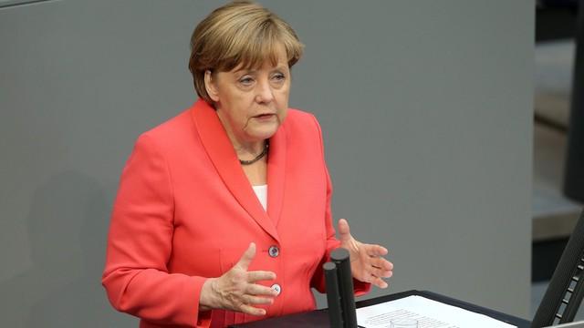 Niemiecka prasa: Merkel doprowadziła do izolacji Niemiec w Europie
