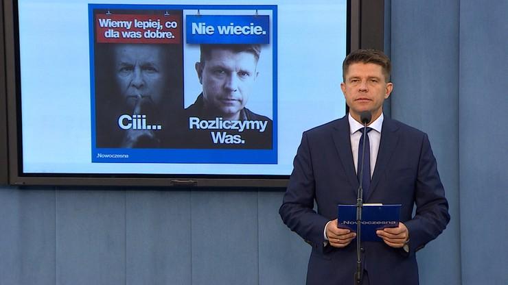 """Nowoczesna chce informacji od premier o """"Misiewiczach"""" w spółkach skarbu państwa"""