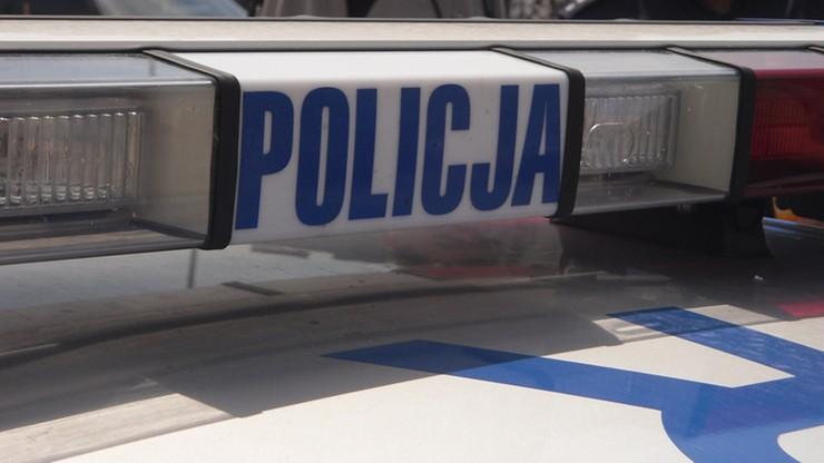 16-latka trafiona pociskiem podczas policyjnej interwencji
