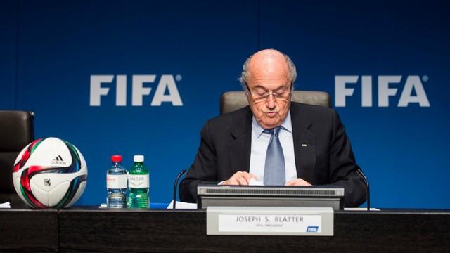 Angielska federacja wkurzona - Gill odchodzi z władz FIFA