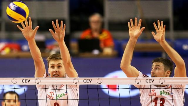 ME siatkarzy: Polska - Belgia 3:0. Dobry początek
