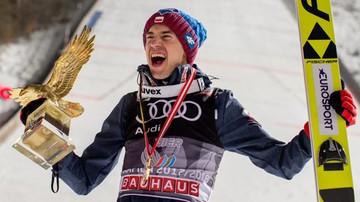 2018-01-08 Triumfator Turnieju Czterech Skoczni bez złota igrzysk olimpijskich?
