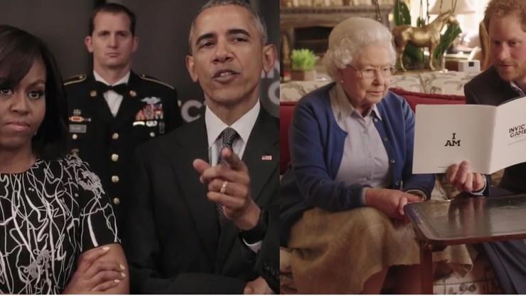 """Obamowie vs. rodzina królewska, czyli """"wojna"""" na Twitterze"""