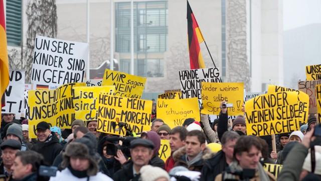 Niemcy celem agresywnej propagandy Kremla, bezczelność Ławrowa