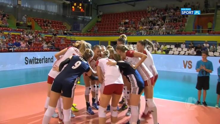 Polska - Szwajcaria 3:0. Skrót meczu