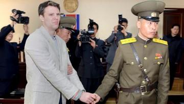 20-06-2017 05:11 Zmarł amerykański student, który był więziony w Korei Północnej