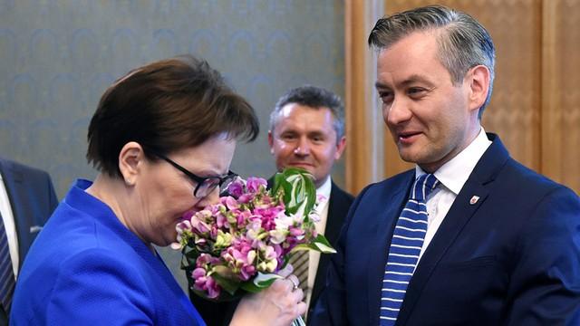 Biedroń spotkał się z Kopacz. Rząd da wsparcie dla Słupska