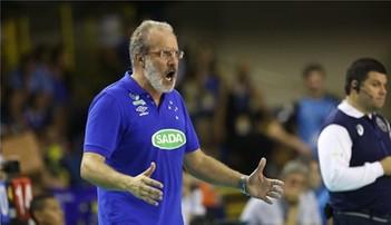 2017-12-14 Trener Sady Cruzeiro: Chciałbym poprowadzić reprezentację Polski, ale...