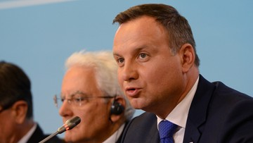 15-09-2016 14:03 Duda: UE musi zacząć kojarzyć się ze sprawnym działaniem, a nie biurokracją