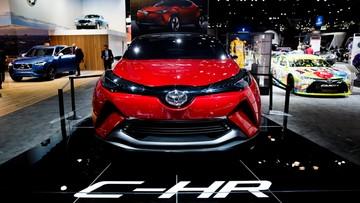 25-03-2016 10:37 Toyota Mirai z tytułem ekologicznego samochodu roku