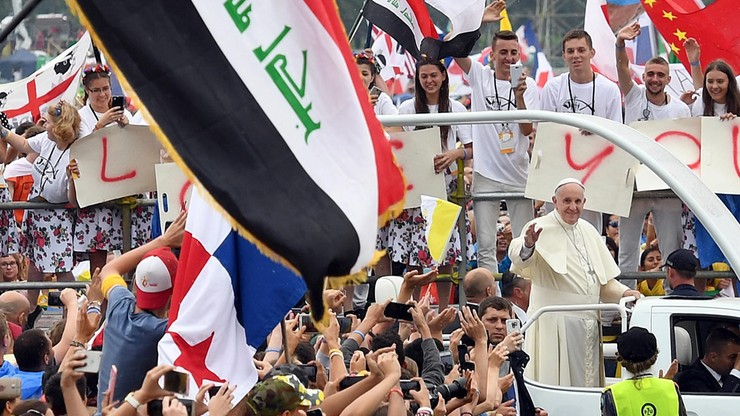 Papieska wizyta w światowych mediach. Od euforii po wytykanie dystansu Polakom